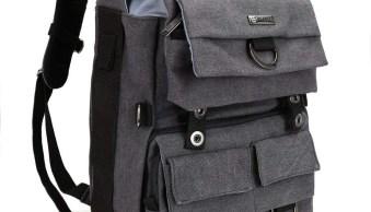 Evecase Canvas DSLR Backpack