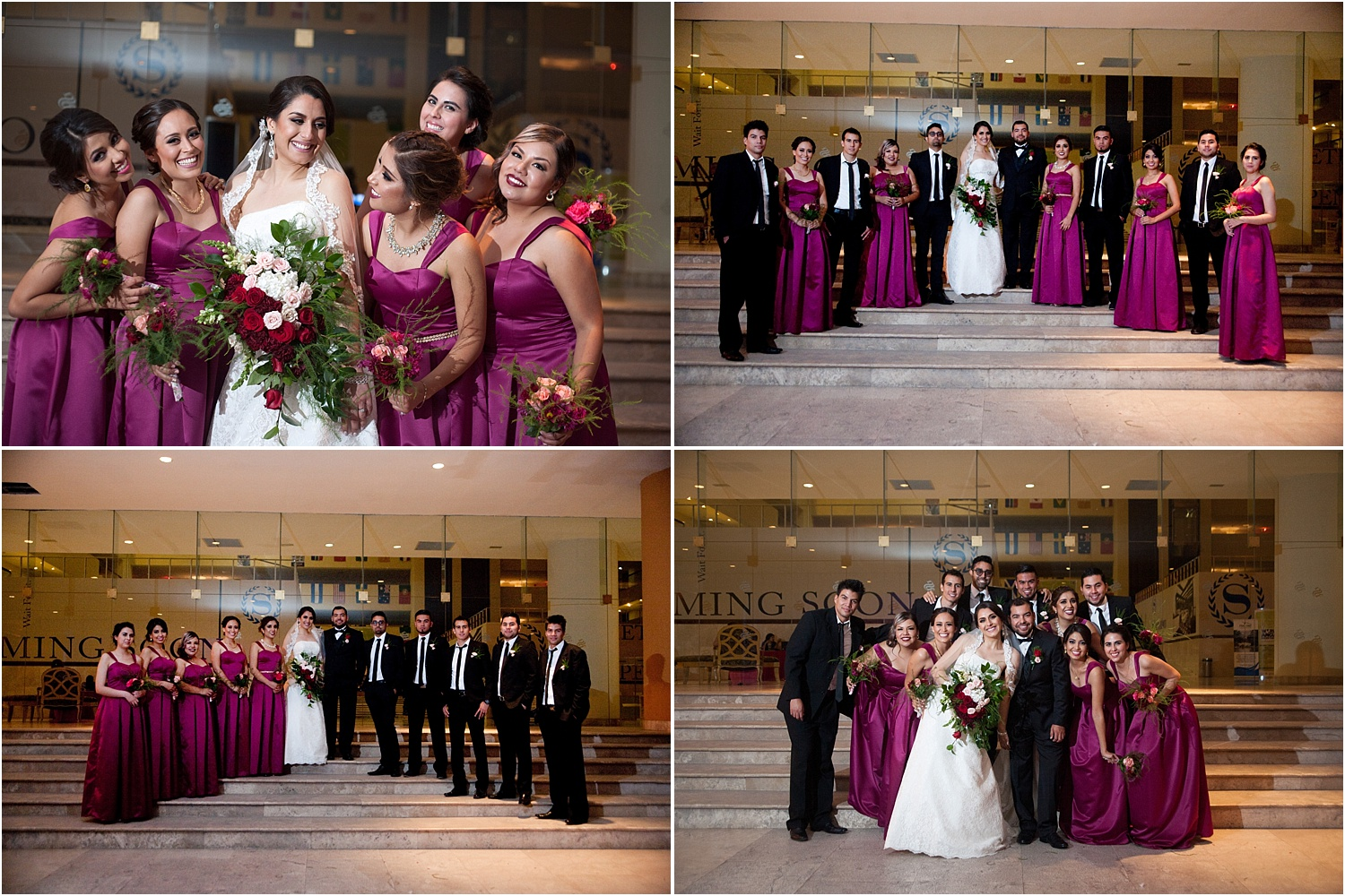How to photograph family and bridal party portraits quickly at weddings 14