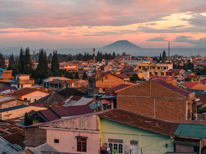 Berastagi in Sumatra - 7 Tips to Make Travel Photography Interesting Again