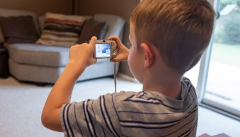 Perfect cameras for kids
