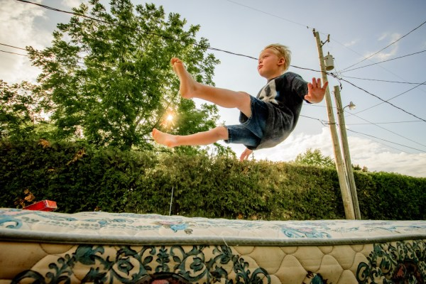 How to Photograph Kids Playing, Running Around and Generally Being Kids