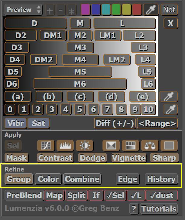 Making Photoshop Luminosity Masks Easy with Lumenzia 14
