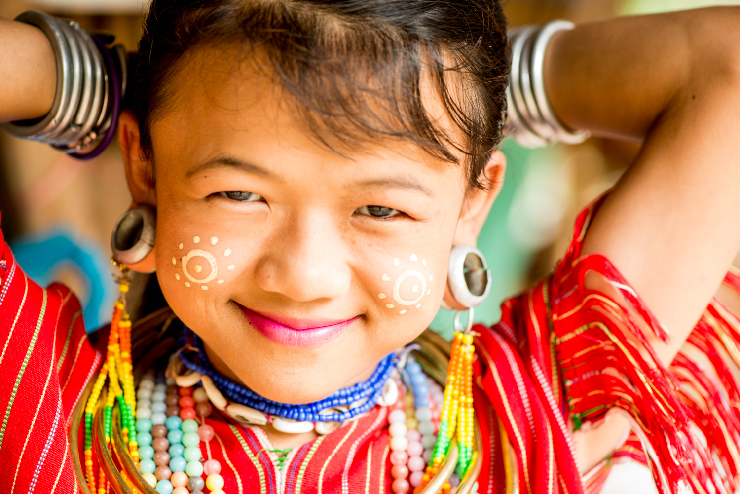 The One Skill That Will Make You A Better Portrait Photographer Kayaw Girl © Kevin Landwer-Johan