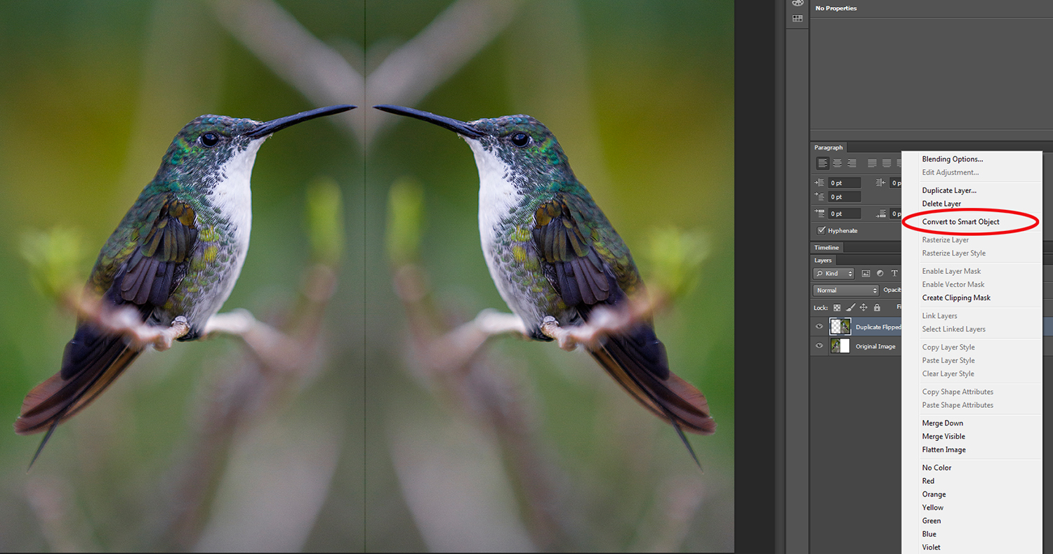 2 - Photoshop Smart Objects for Beginners