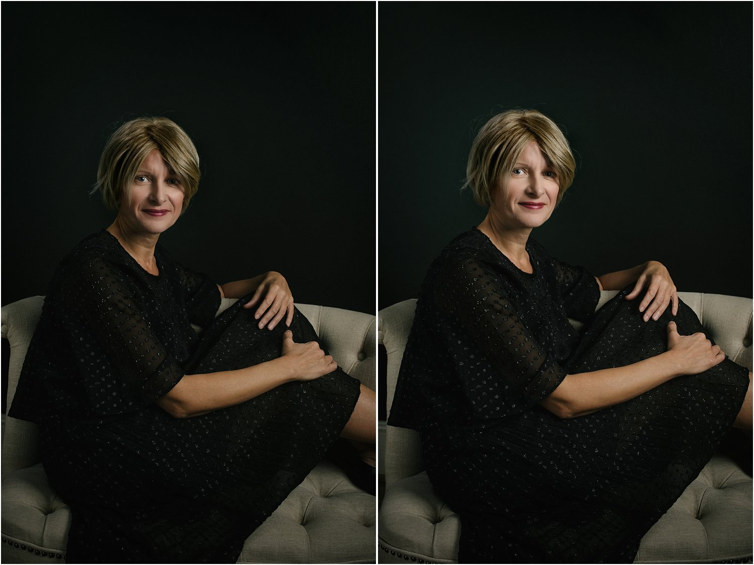 Side-by-side Comparisons of Basic Studio Light Modifiers 1