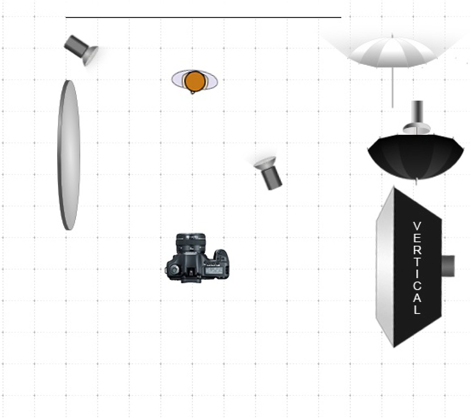 Side-by-side Comparisons of Basic Studio Light Modifiers 2