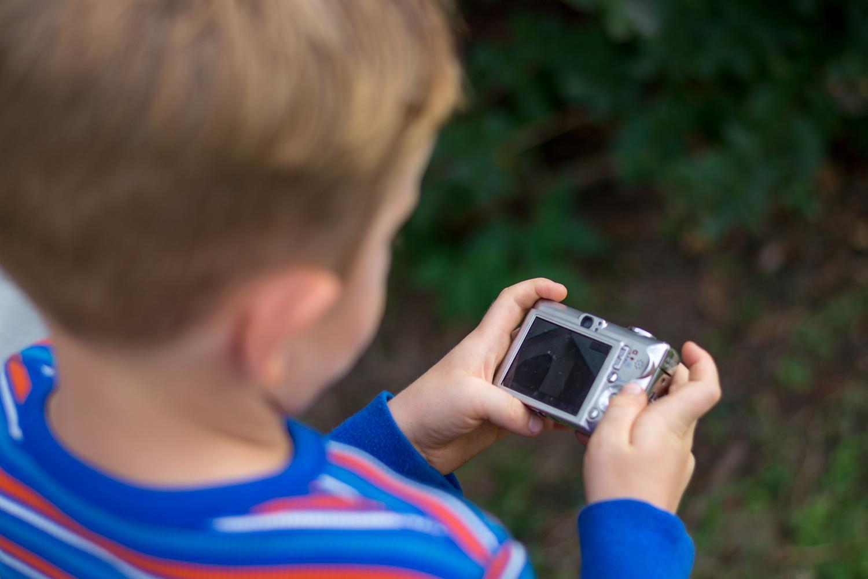 如何让孩子对摄影感兴趣7