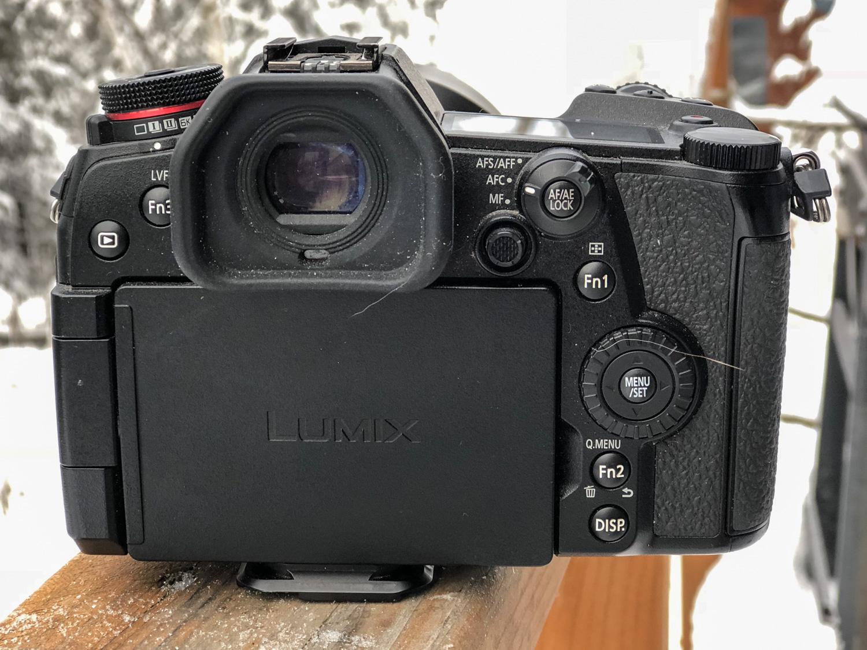 15 - Gear Review - Lumix G9 Mirrorless Camera