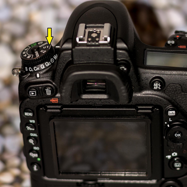 1 Nikon Custom Modes