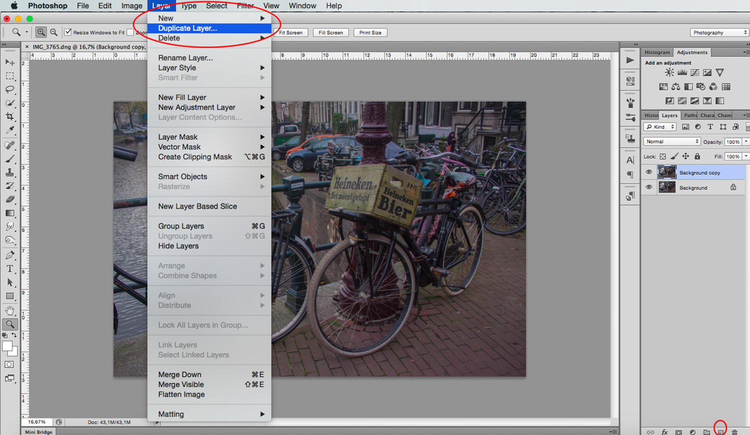 How to Mimic Lomography in Photoshop with Ease 2