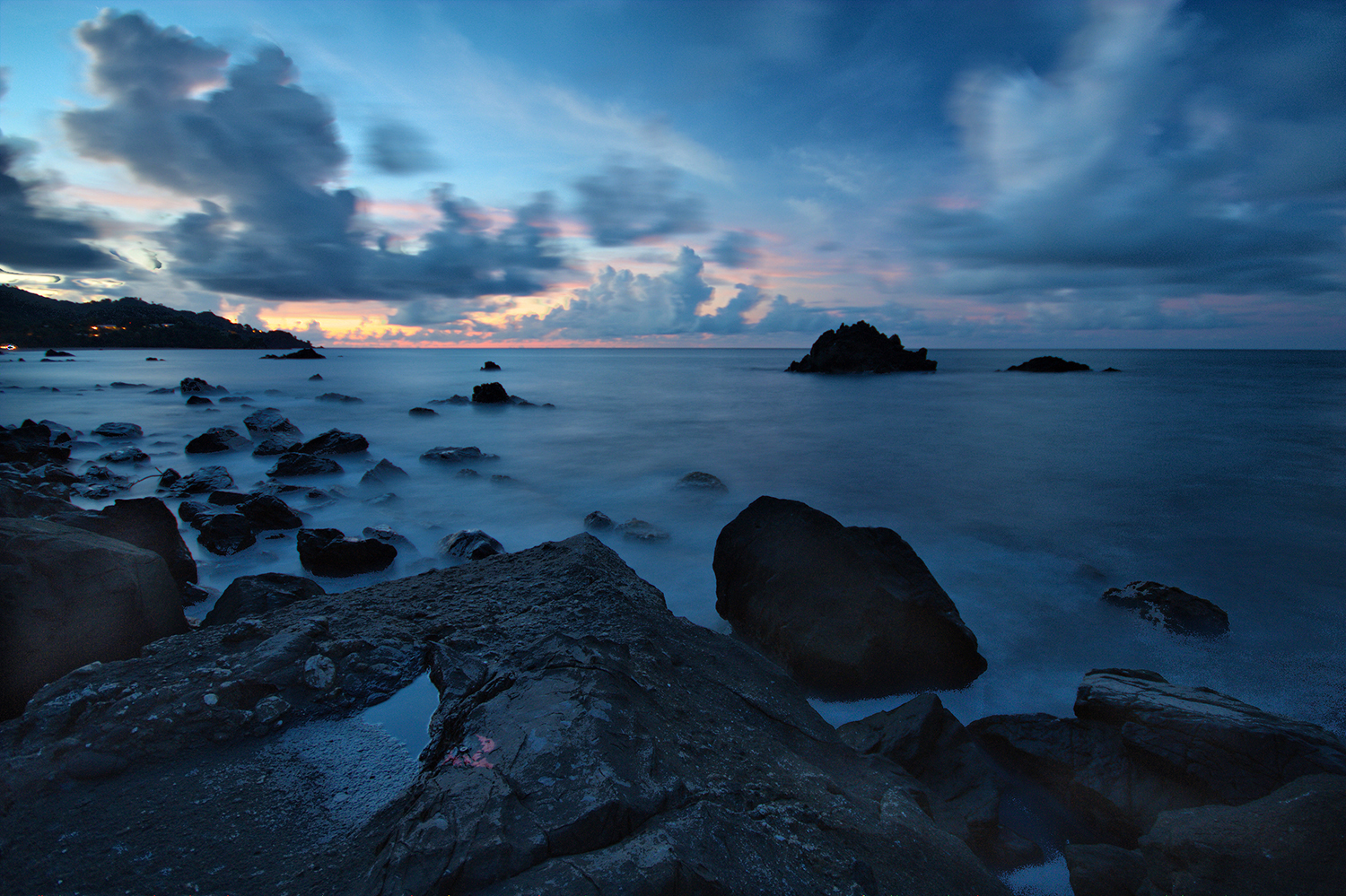 1 - 3 Tips for Blue Hour Photography