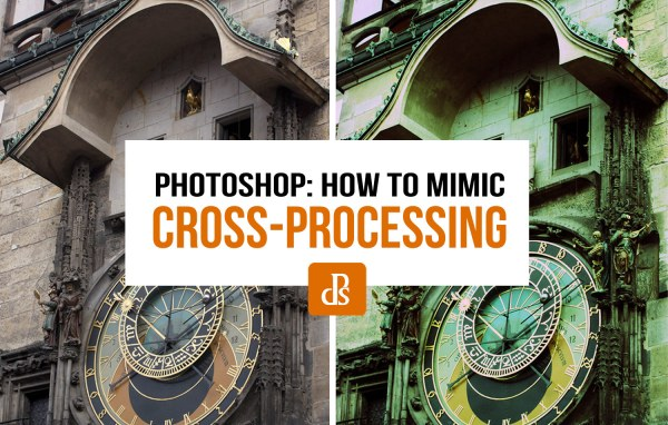 How To Mimic a Cross-Processing Effect in Photoshop