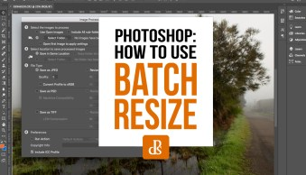 How to Batch Resize Your Images Quickly Using Photoshop