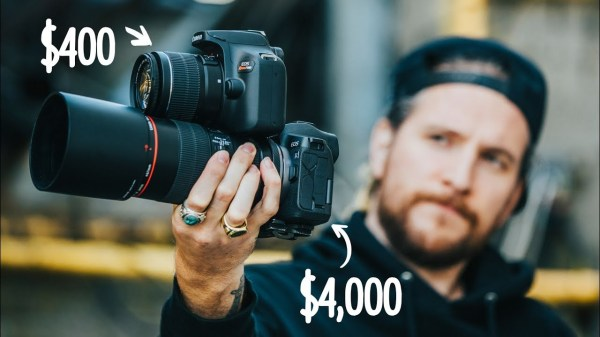 $400 Camera VS $4,000 Camera – Can a Professional Photographer Spot the Difference?
