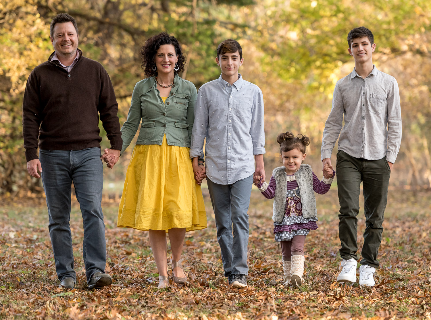 3 Essential Family Photo Session Preflight Checklist