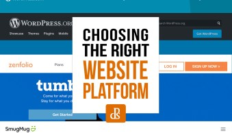 How to Find the Right Website Platform that Works For You