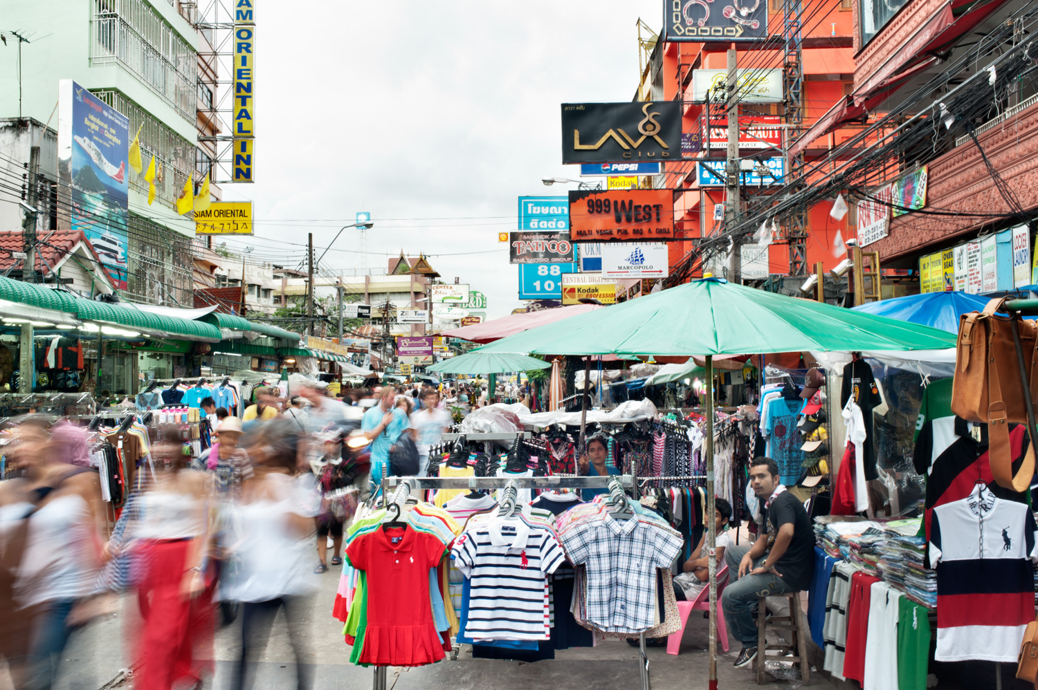 Khao San Road Why Carrying Less Camera Gear Will Make You a Better Photographer