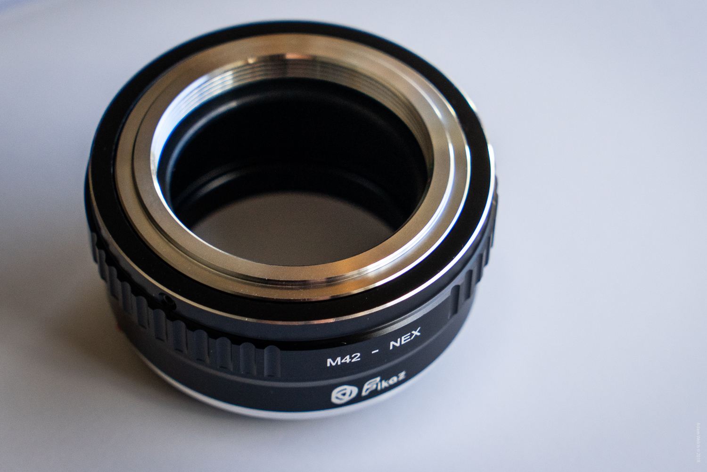 11 - Gear Review - Fikaz Sony E-Mount Lens Adapters