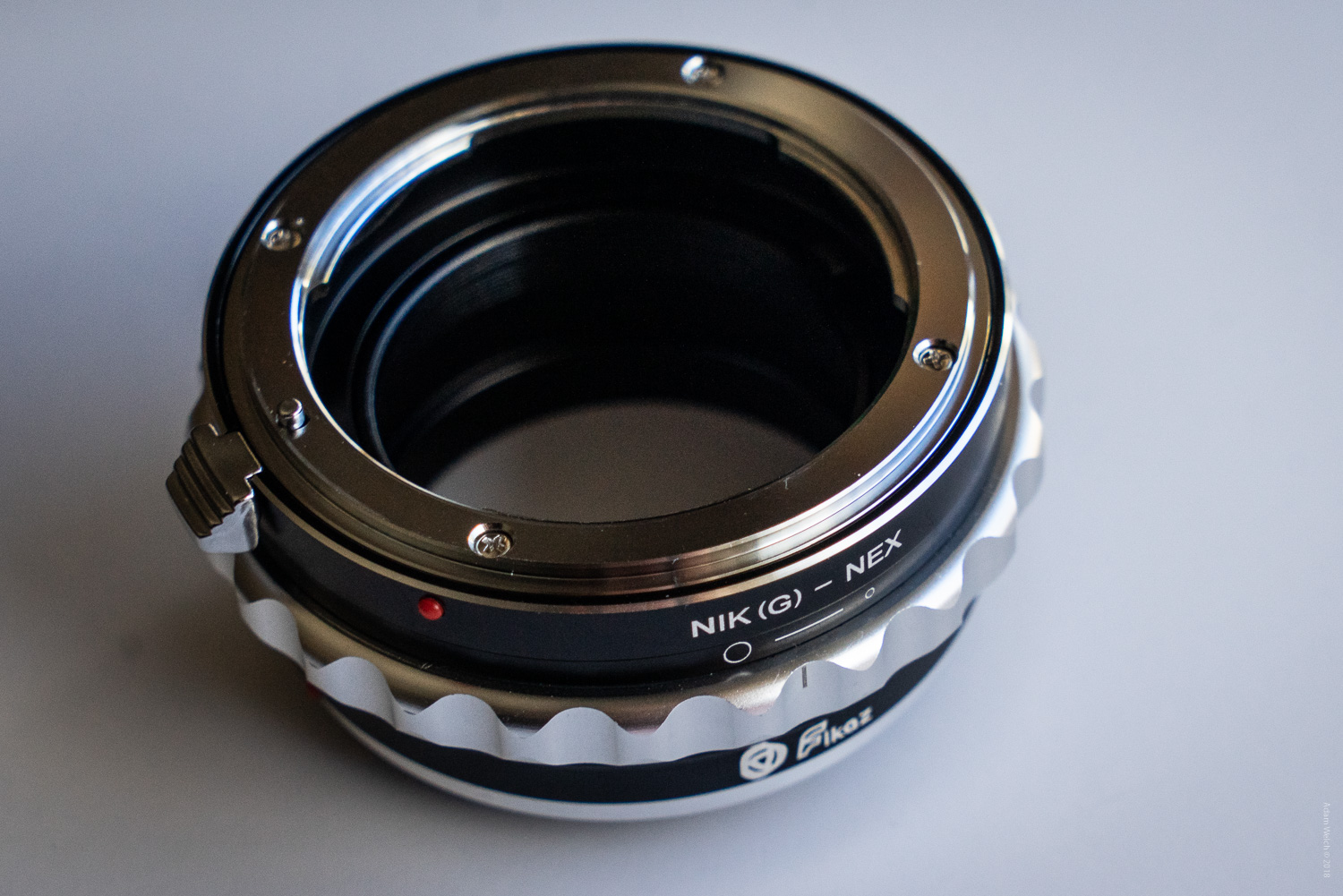 3 - Gear Review - Fikaz Sony E-Mount Lens Adapters