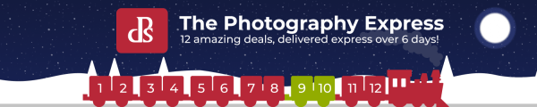 Day 5: 24 Photography eBooks, $9 each, 24 hours only