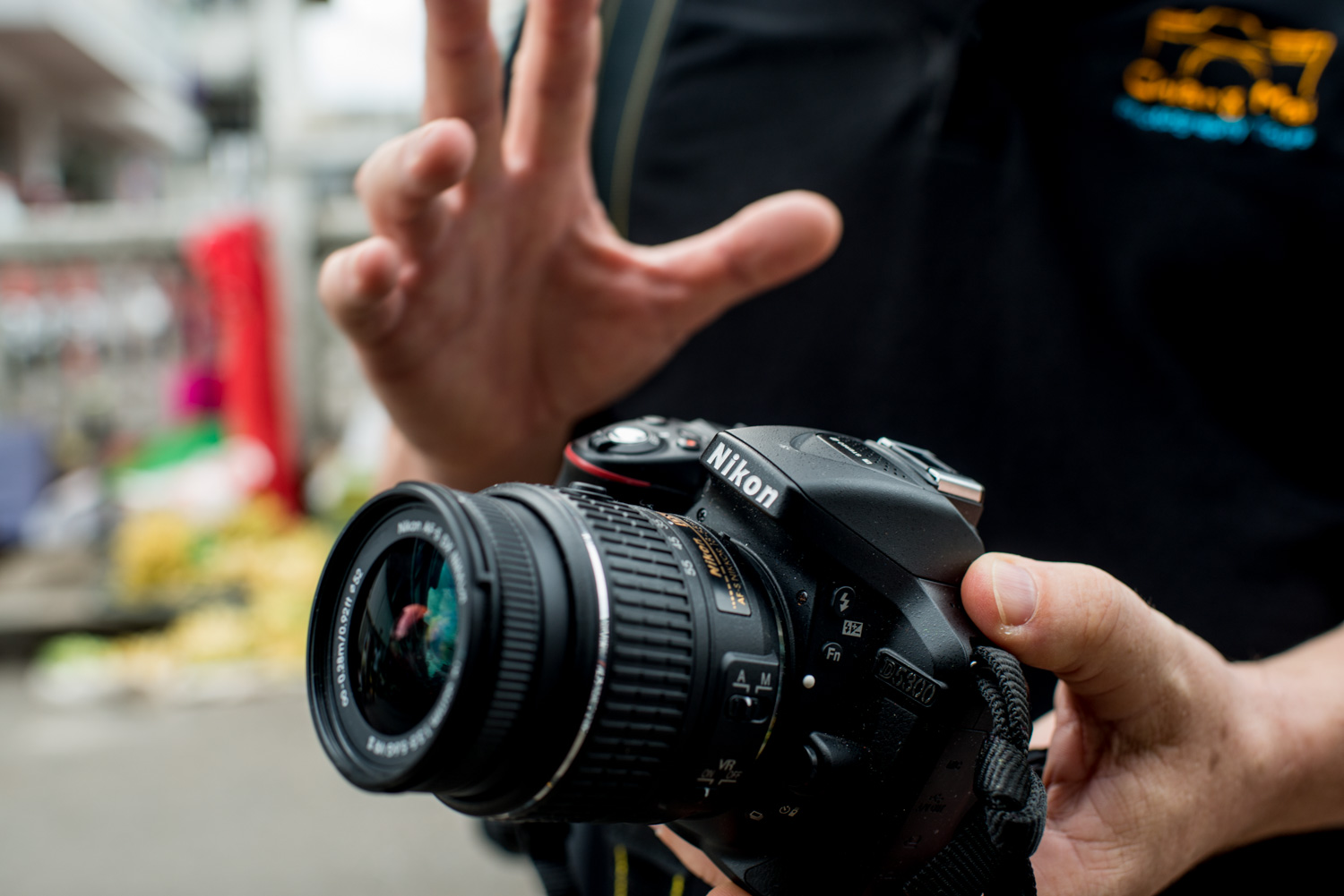 How To Read Your Camera Manual Camera In Hand