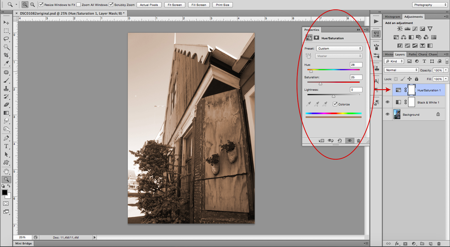 4 - How to Create a Lithography Effect Using Photoshop