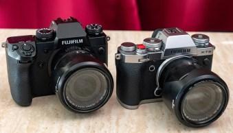 Fujifilm X-T3 versus Fujifilm X-H1: The Best Mirrorless Camera for You?