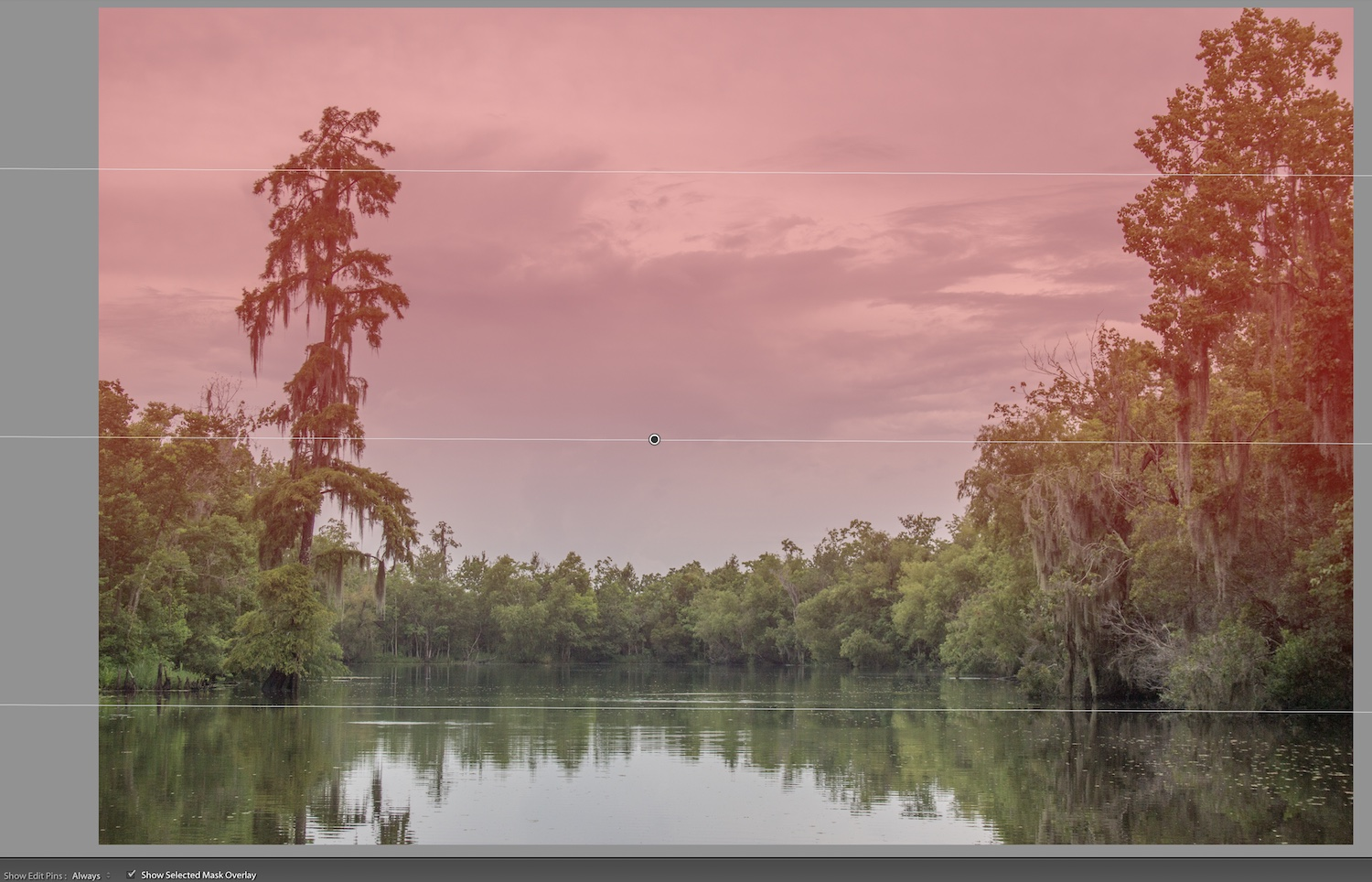 How to Edit Landscape and Nature Photos with the Lightroom Gradient Tool and Range Mask Features