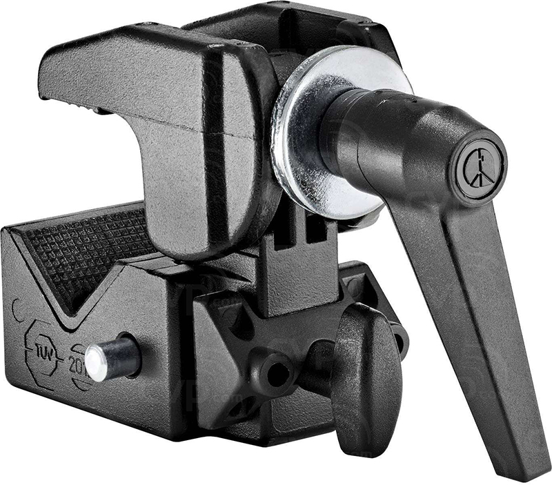 Image: Manfrotto 035 Superclamp. Image courtesy of Manfrotto®