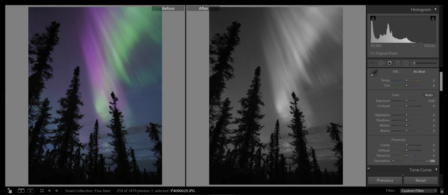 Aurora, Editing, Lightroom, Aurora Borealis, Northern Lights
