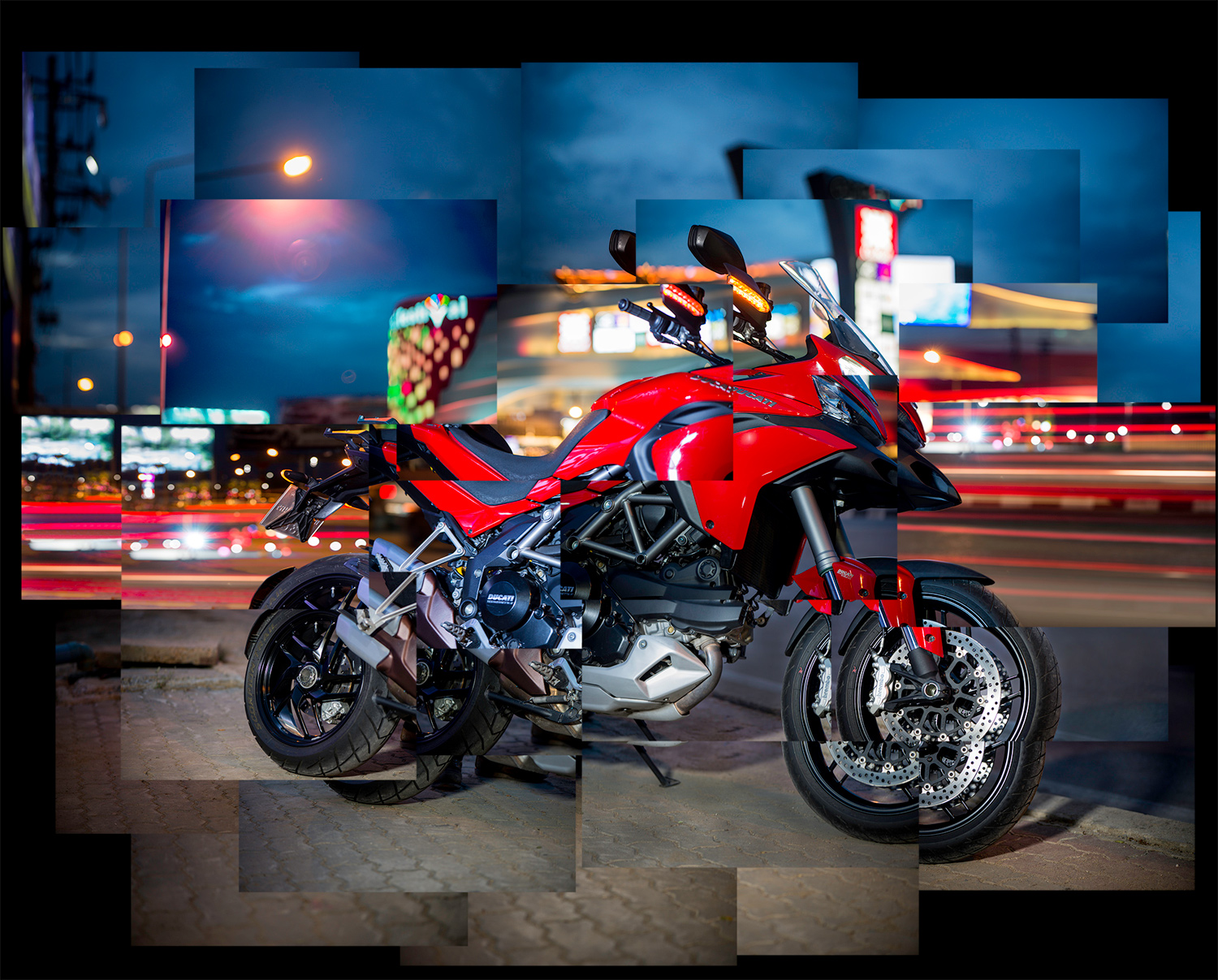 Ducati How To Make Amazing Photomontages