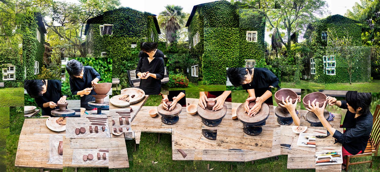 Ceramic Artist How To Make Amazing Photomontages