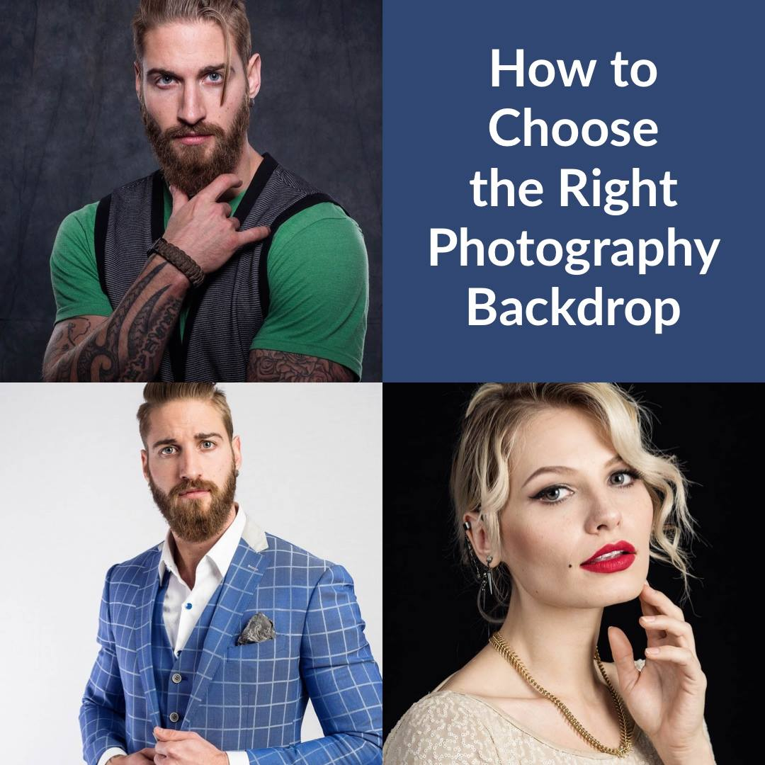 How to Choose the Right Photography Backdrop