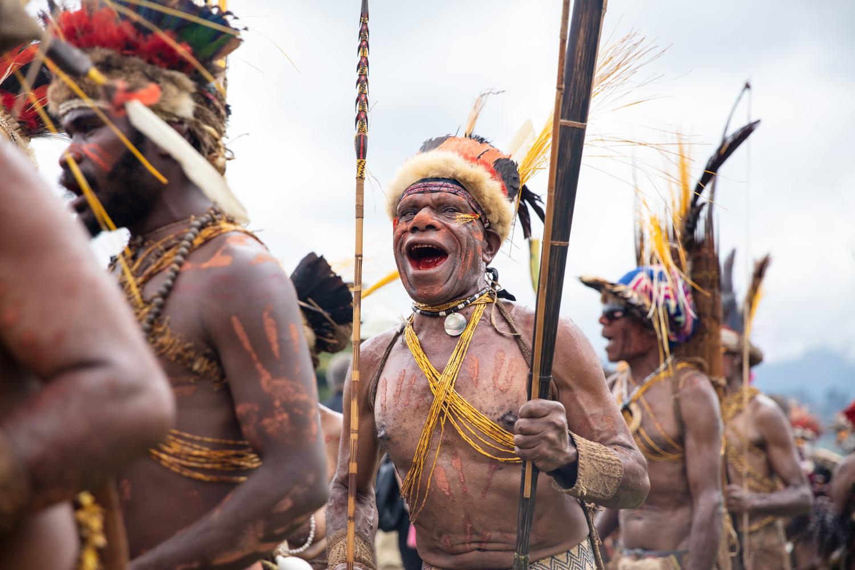 Image: Goroka Show, Papa New Guinea © Jeremy Flint