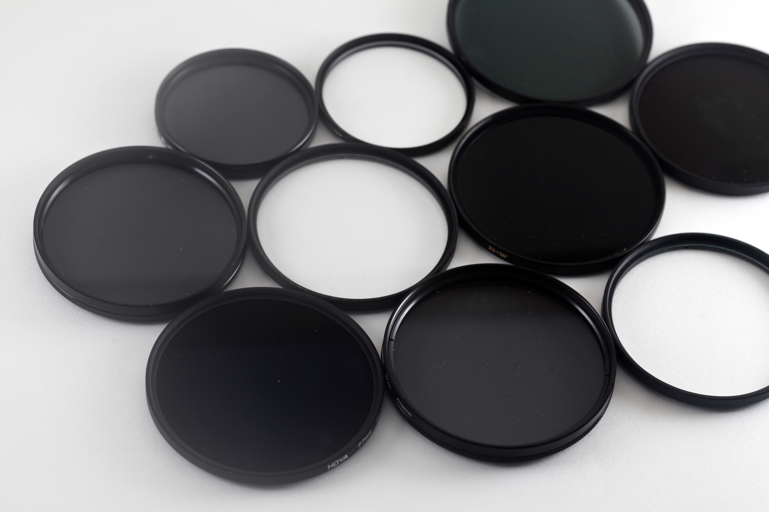 Image: There are many types of filters, these can all help your photography.