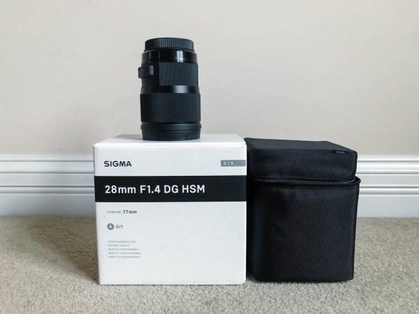 Review of the Sigma 28mm f1.4 Art DG HSM for Canon