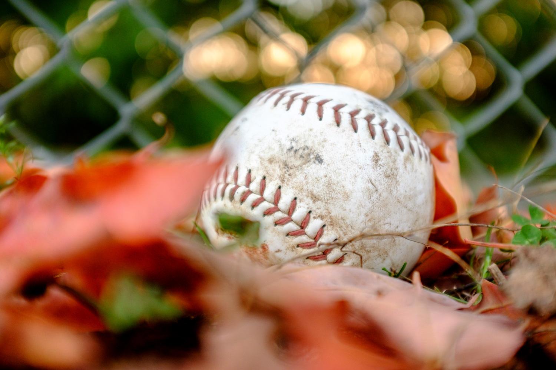 Image:我小时候就打棒球,每年秋天都会对它感到怀旧。有一年我揍了你...