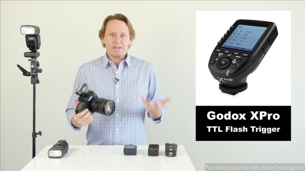 Godox XPro TTL Flash Trigger Review with Phil Steele [video]