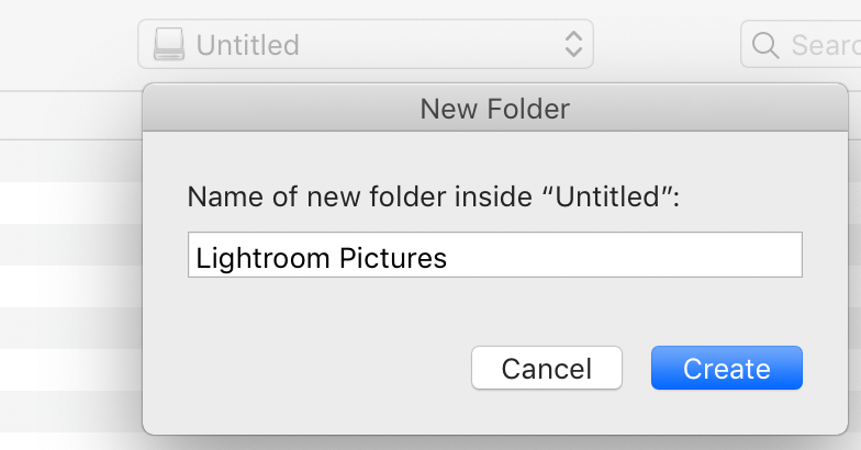 How to Move Your Lightroom Library to an External Drive