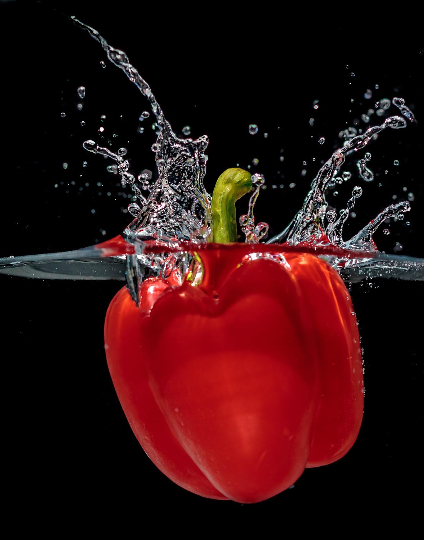 1 - High-Speed Splash Photos Without Flash - Rick Ohnsman