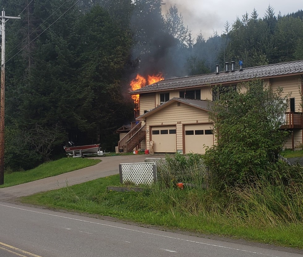 Fire, House, Pictures, Backup
