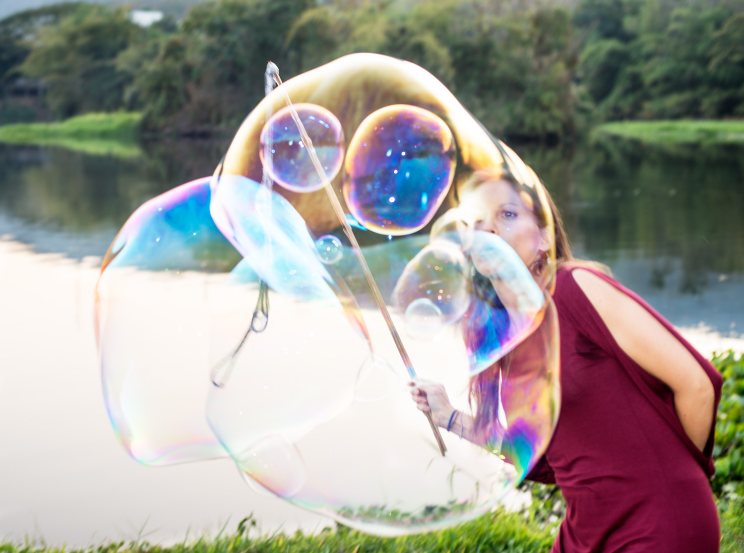 How to Make Well Exposed Photos Every Time Giant Soap Bubbles