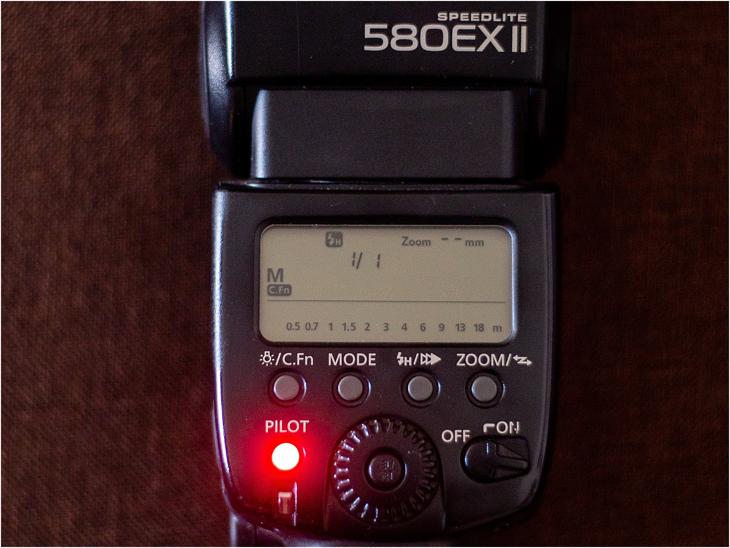 4 - Using Manual Mode on Your External Flash