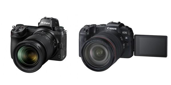 Are Canon and Nikon the New Kodak?