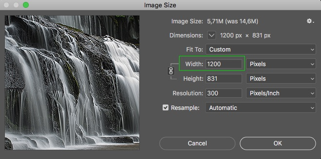 How to Use Photoshop to Resize and Sharpen Images for the Web