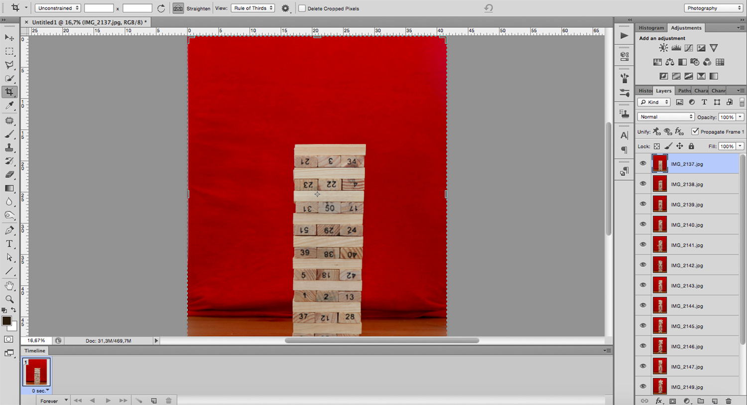 How to Make an Animated GIF in Photoshop – Unsorted