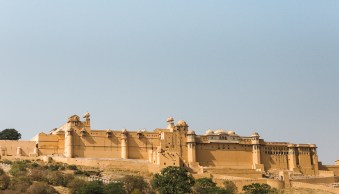 Karthika Gupta CulturallyOurs Minimalism in photography Jaipur Fort India