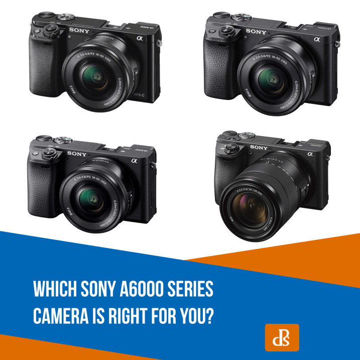 Which Crop Sensor Sony a6000 Series Camera Should You Buy?