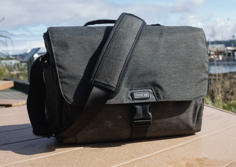 ThinkTank Vision 15 Camera Bag Review