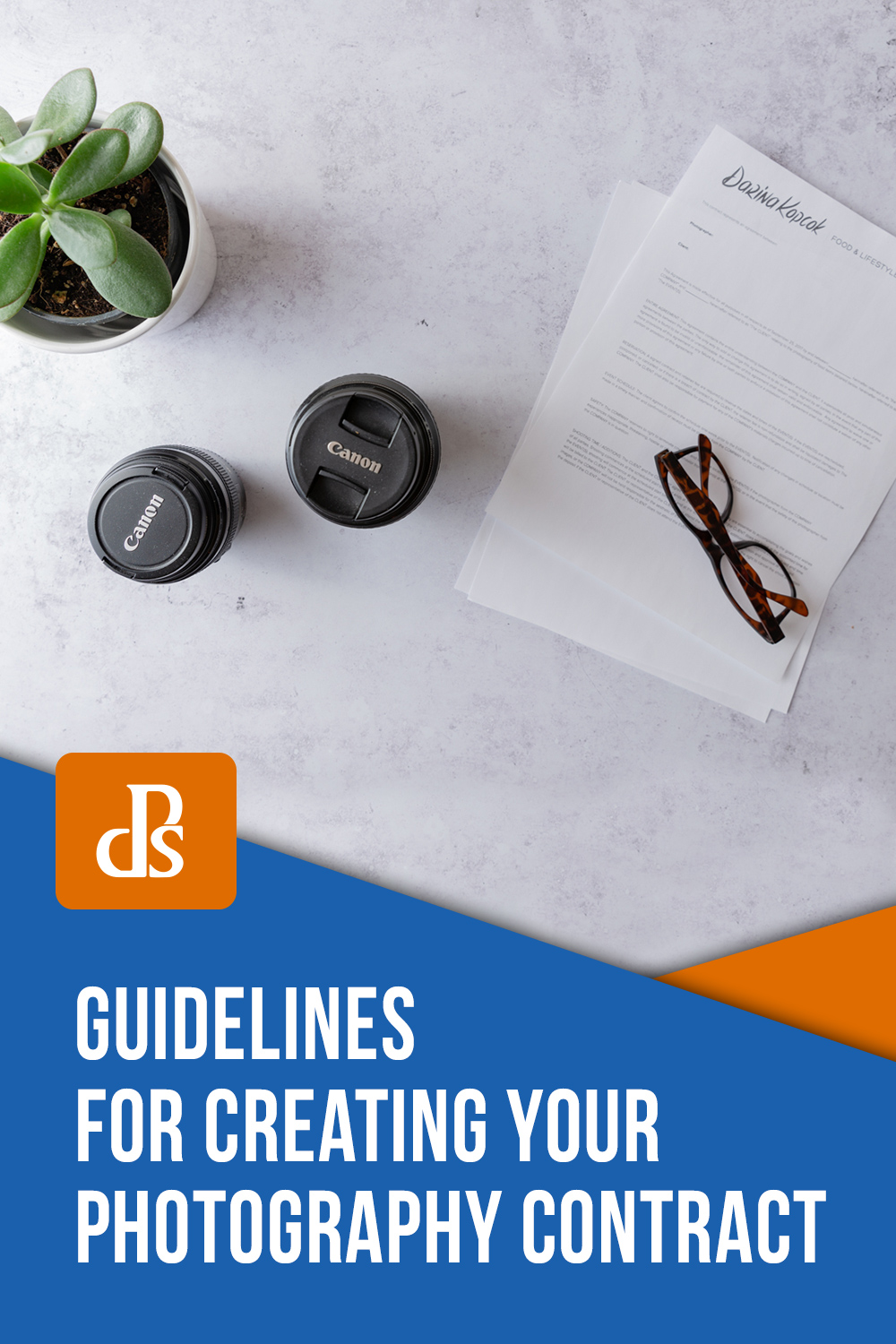 Guidelines for Creating Your Photography Contract